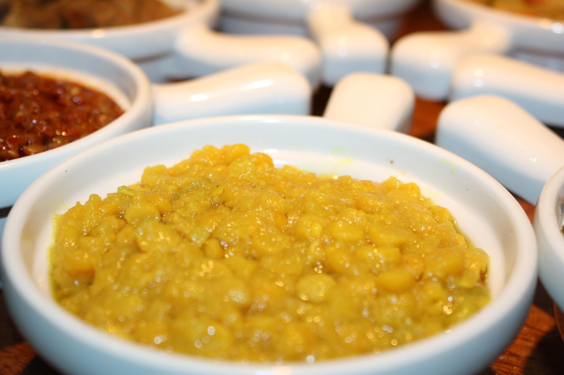 አተር ክክ አልጫ | Ater KiK ALiCHa @ Benyam Ethiopian Cuisine