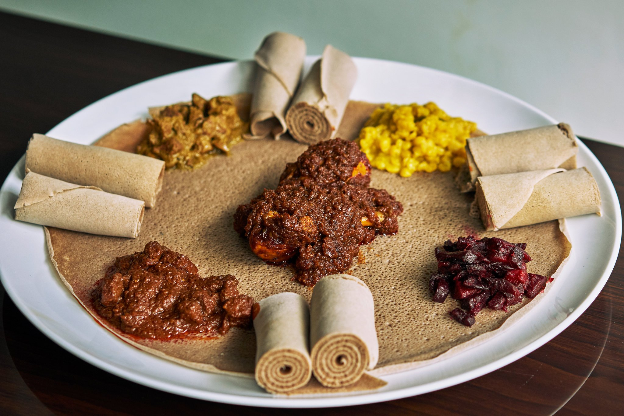 BENYAM Cuisine -Traditional Ethiopian Food in a Cosmopolitan Setting